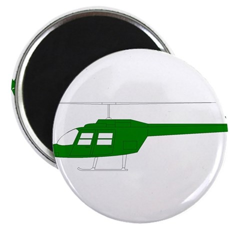 """Helicopter15 2.25"""" Magnet (100 pack)"""