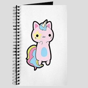 Unicorn Cat Journal