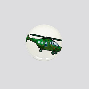 Helicopter16 Mini Button