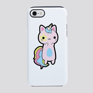 Unicorn Cat iPhone 7 Tough Case