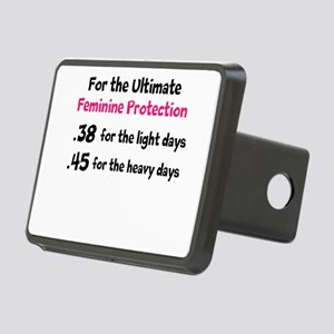 For the Ultimate Feminine Protection Rectangular H