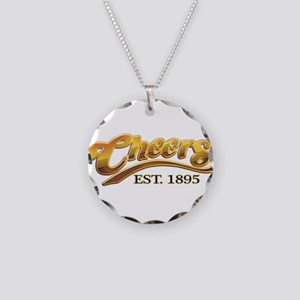 Cheers 1895 Necklace Circle Charm