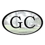 Glen Cove Initial Sticker