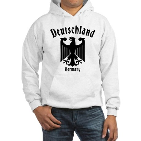 Deutschland Hooded Sweatshirt