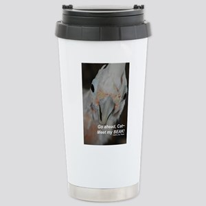 Meet My Beak! Stainless Steel Travel Mug
