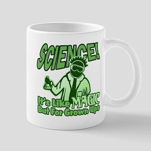 Science vs Magic Mug