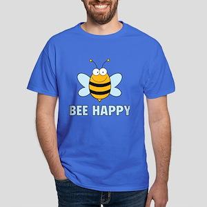 Bee Happy Dark T-Shirt