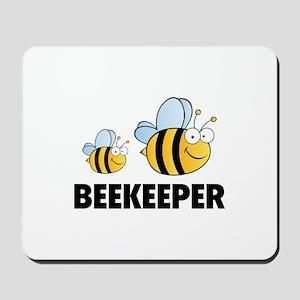 Beekeeper Mousepad