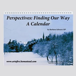 Perspectives: Finding Our Way Wall Calendar