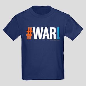 #WAR! Kids Dark T-Shirt