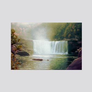 Cumberland Falls Rectangle Magnet