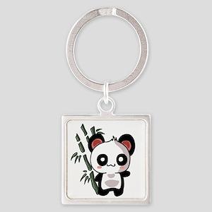 Panda Bambu Keychains