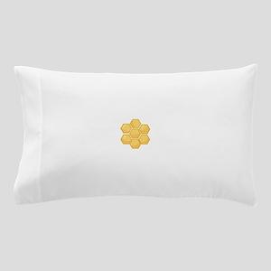 Honeycomb Pillow Case