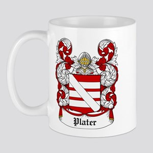 Plater Coat of Arms Mug