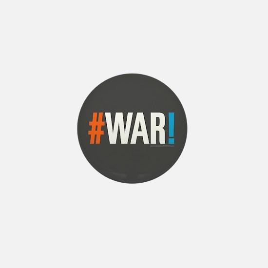 #WAR! Mini Button