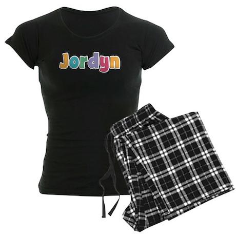 Jordyn Women's Dark Pajamas
