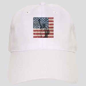 Vintage Statue Of Liberty Cap