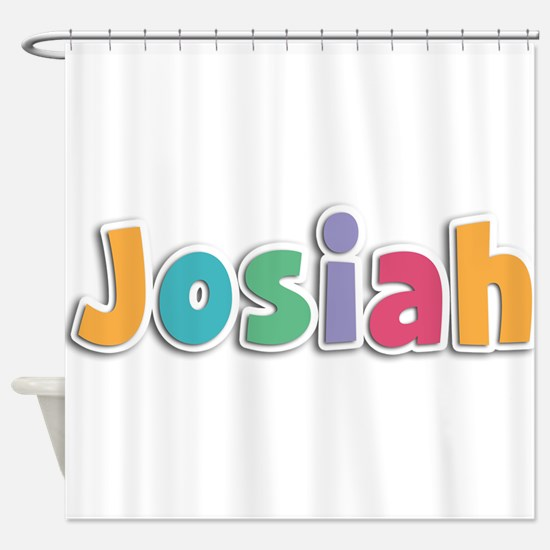 Josiah Shower Curtain