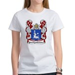 Peretyatkowicz Coat of Arms Women's T-Shirt