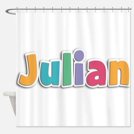 Julian Shower Curtain