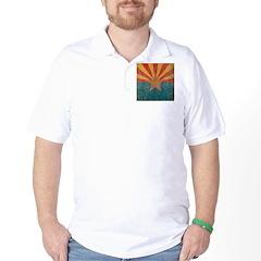 Vintage Arizona Golf Shirt