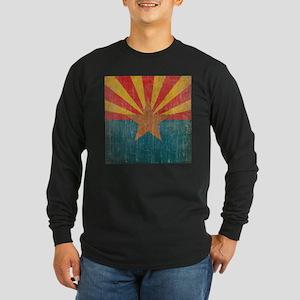 Vintage Arizona Long Sleeve Dark T-Shirt