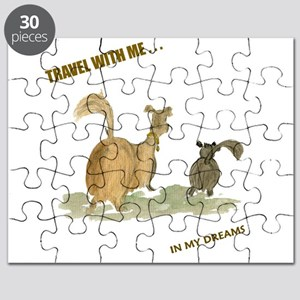Travel With Me ... Puzzle