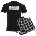 The Pharisees Were Conservative Men's Dark Pajamas