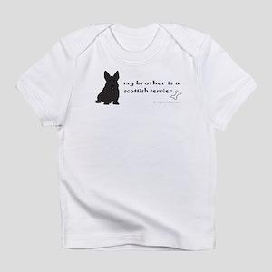 scottish terrier Infant T-Shirt