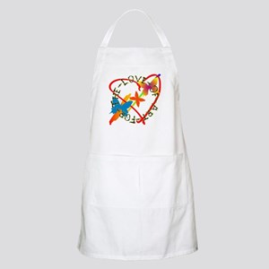 For The Love Of Art Apron