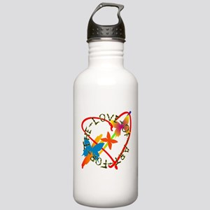 For The Love Of Art Stainless Water Bottle 1.0L
