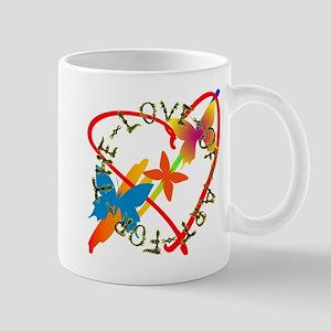 For The Love Of Art Mug
