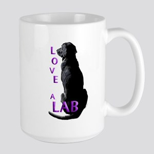 Love a Lab Stainless Steel Travel Mugs