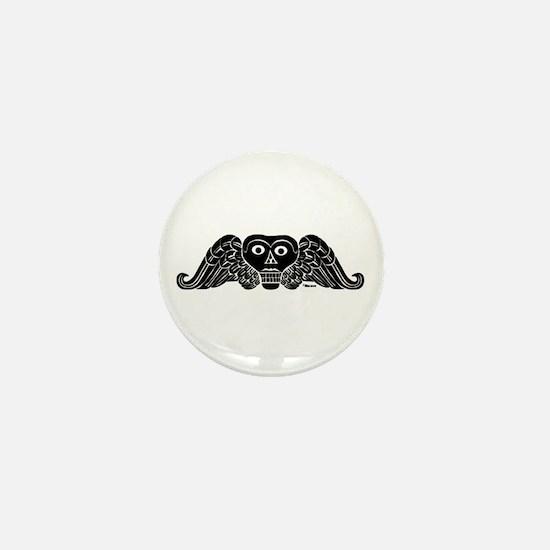 Old Bones Mini Button