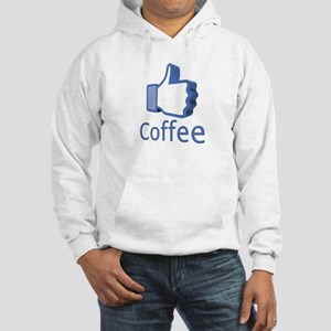 I Like Coffee Hooded Sweatshirt