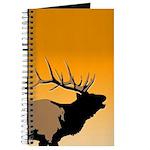 Sunset Bugling Elk Journal
