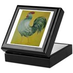 The Rooster Keepsake Box