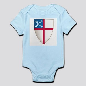 Episcopal Shield Infant Bodysuit