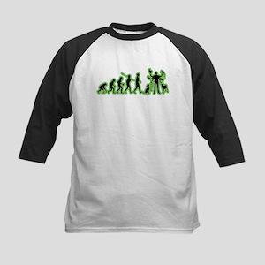 Animal Lover Kids Baseball Jersey