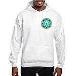 Hooded Sweatshirt Mercury Yantra