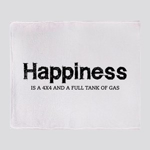 Happiness is a 4x4 and a full tank of gas Stadium
