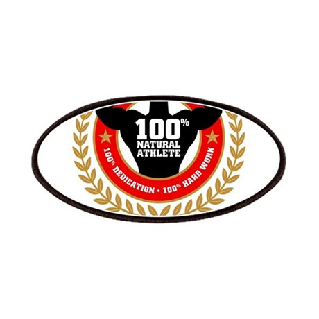 Natural Athlete Patches
