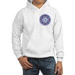 Hooded Sweatshirt Saturn Yantra