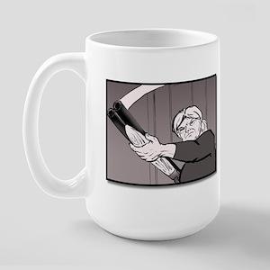 Thunderstruck Grandma Stella Large Mug
