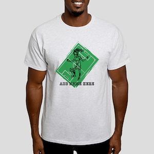 Personalized Soccer girl MOM design Light T-Shirt