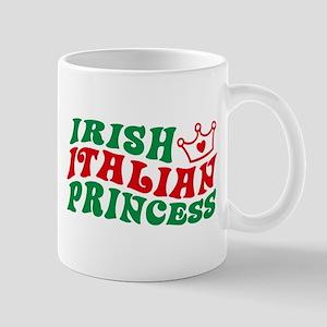 Irish Italian Princess Mug
