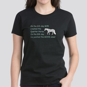 Paint Horse Women's Dark T-Shirt