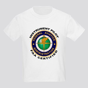 Instrument Pilot Kids Light T-Shirt