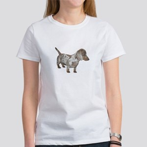 Speckled Dachshund Dog Women's T-Shirt