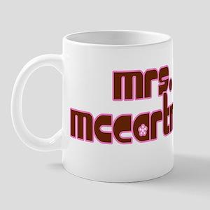 Mrs. McCartney / Personalized for you! Mug